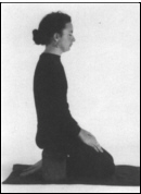 posturewomanonstool